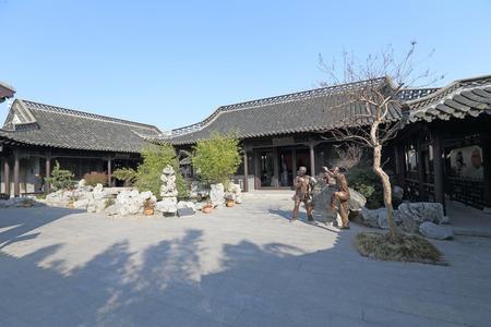 residence: Former residence of Wu Cheng-en