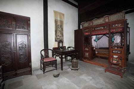 old furniture: Huaian House Department