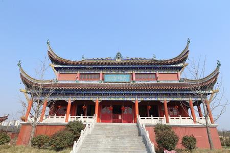 wen: Huai Wen Si Buddhist temple