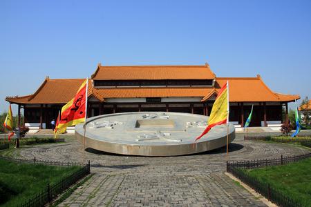 gules: Ming Ancestors Mausoleum