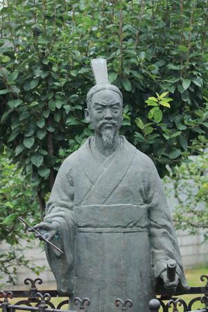 generals: Chen Deng statue