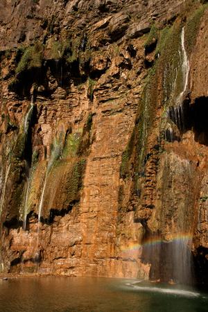 redstone: World Geological Park - Yuntai Mountain