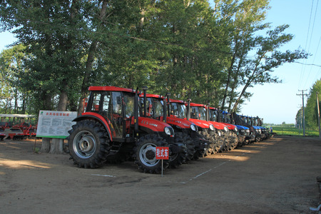 mechanization: Agricultural Mechanization