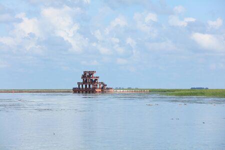 Yanwo Island Wetland