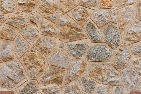 Stone texture. Stone wall.