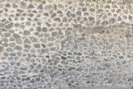 Stone wall. Brick texture. Old facade. Banco de Imagens - 104814346