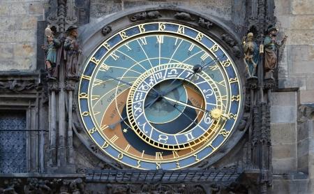 Prague Astronomical Clock photo