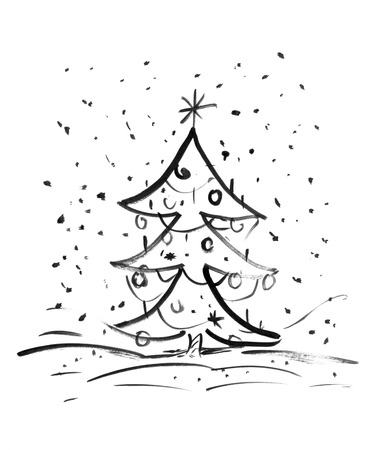 Christmas Chain Clipart.425 Paper Snowflakes Chain Stock Illustrations Cliparts And