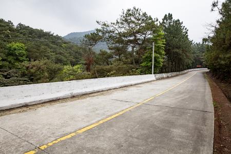 telegraph hill: roadside scenery