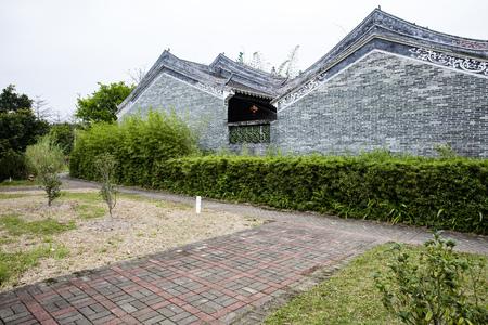 ancestral: Ancestral hall at village