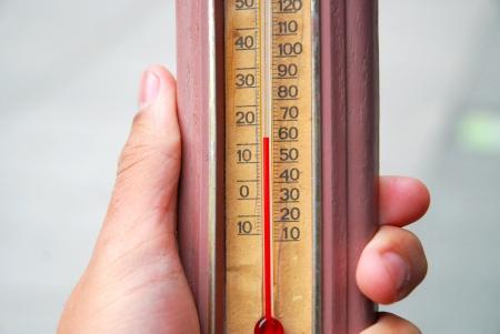 handholding: temperature