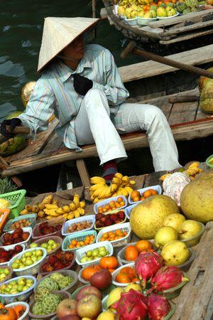 march� flottant: march� flottant au Vietnam
