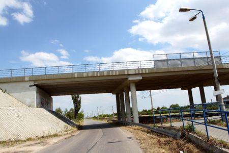 overpass: Street Overpass