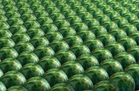sphere of influence: 3D balls