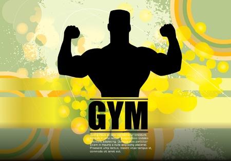 perfect body: Bodybuilding.