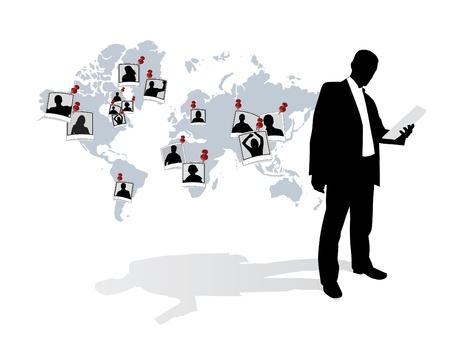 listeners: Business people