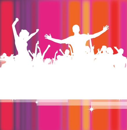 Party background Stock Vector - 9822668