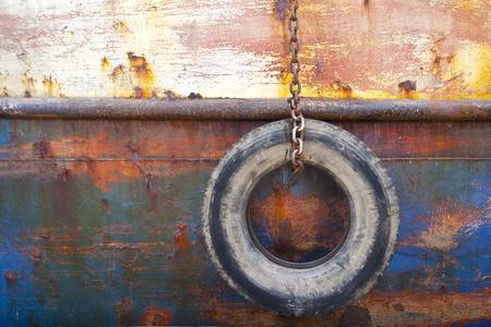 Texture of metal Stock Photo - 10269674