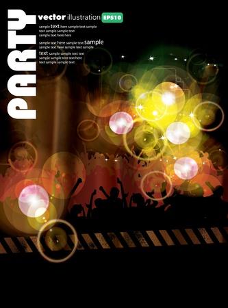 danse contemporaine: Illustration Parti