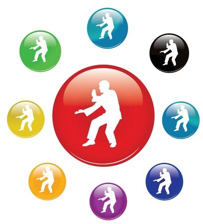 kung: Karate icon