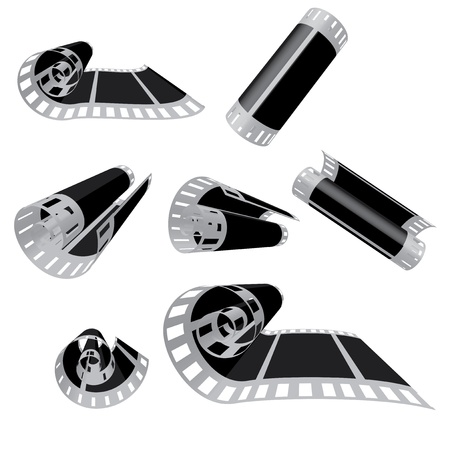 Vector film Stock Vector - 10632648