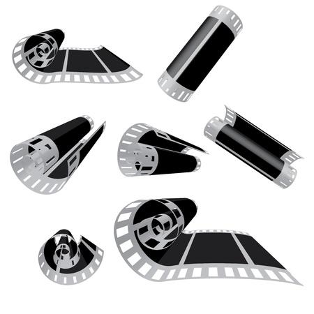 Vector film Stock Vector - 10632648