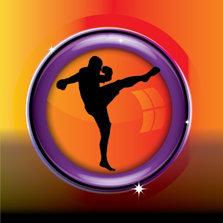 sidekick: Vector karate