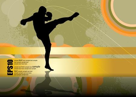 defence: Vector karate