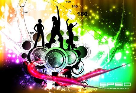 Affiche de musique