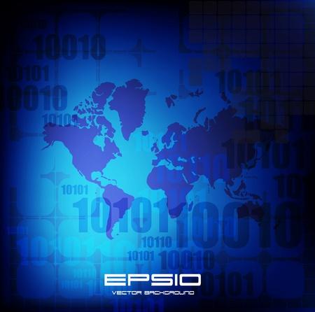 グローバル ビジネスのインターネットの概念