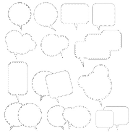 babble: Set of speech vector elements