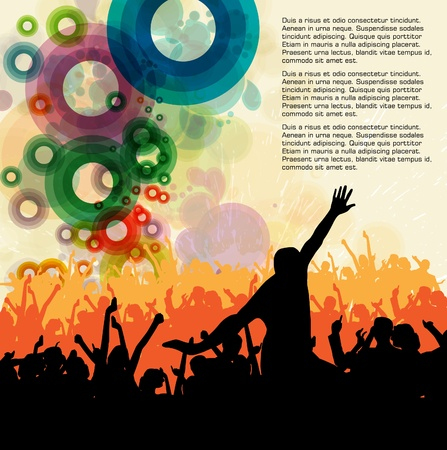 celebration background: Party Background