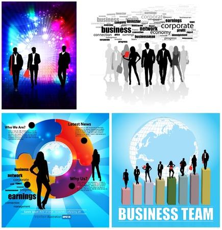 Bank Światowy: Biznes Streszczenie Ilustracja