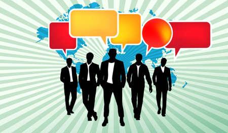 work worker workforce world: Business