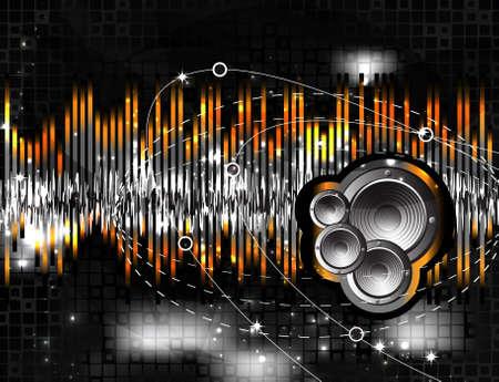ruidoso: M�sica concepto