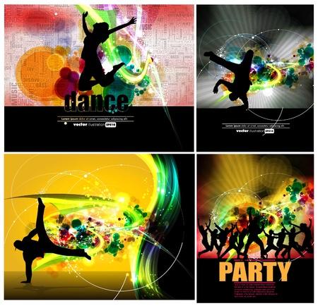 Disco party Eps10