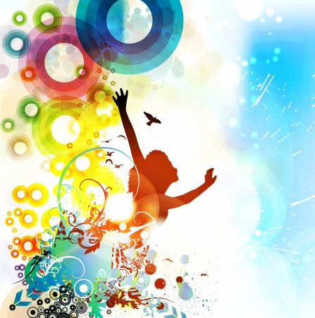 Musik Poster Illustration
