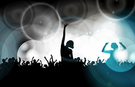 Vector party background Stock Vector - 13155589