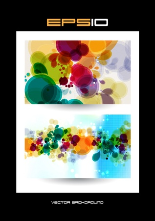 Abstract background illustration  Stock Vector - 13357532