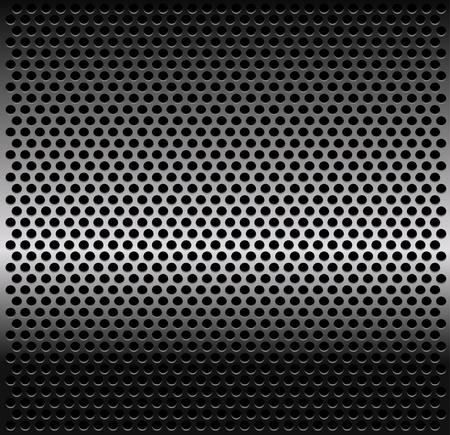 vezels: Carbon Patroon Vector Illustratie