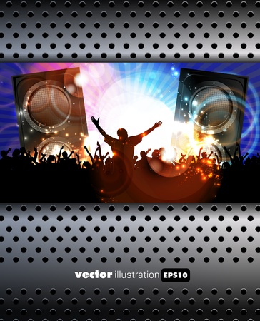 Party vector illustration  Vector