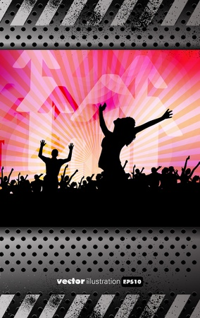 Music background Stock Vector - 13531045