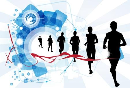 jogger: Sport