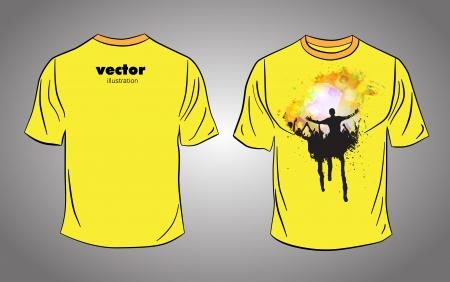 raglan: T-shirt