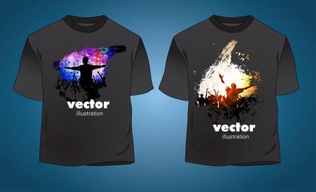 T-shirt Stock Vector - 14017859