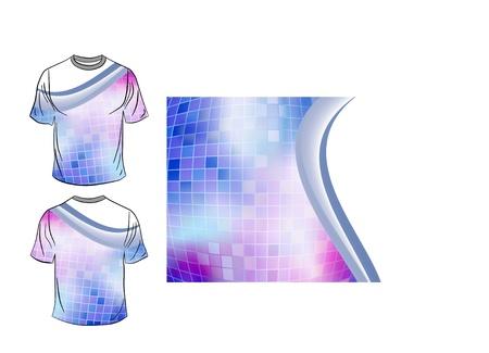 T-shirt design Stock Vector - 14109211