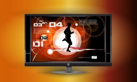 deltoids: Sport tv