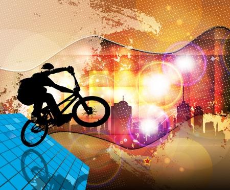 bmx: Bmx Cyclist