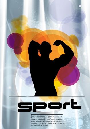 defined: Bodybuilder