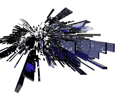 vision futuro: Dise�o 3D fondo abstracto